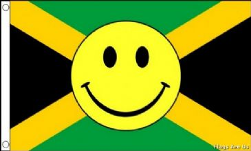 Jamaica Smiley Face